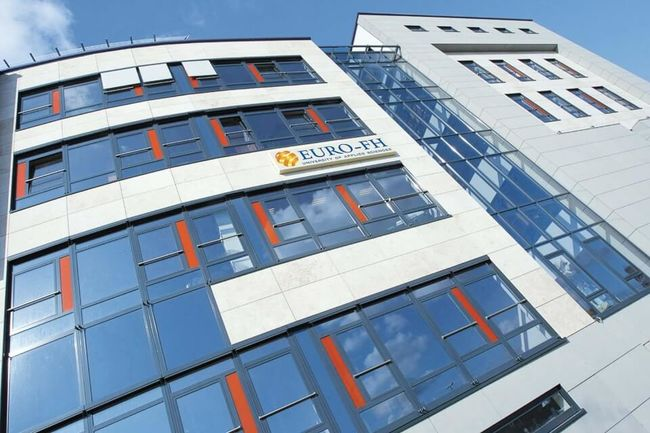 Euro fh personalmanagement for Psychologie studieren hamburg